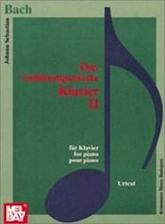 Libro Das Wohltemperierte Klavier Ii