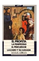 Papel PROFETA EL - LA TEMPESTAD - EL PRECURSOR - LAZARO Y SU