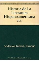 Papel HISTORIA DE LA LITERATURA HISPANOAMERICANA