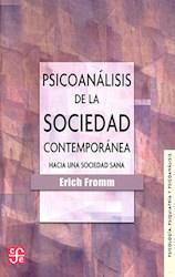 Papel Psicoanalisis De La Sociedad Contemporanea