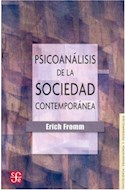 Papel PSICOANALISIS DE LA SOCIEDAD CONTEMPORANEA (PSICOLOGIA PSIQUIATRIA Y PSICOANALISIS)