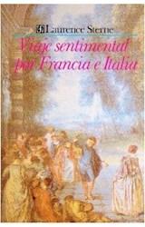 Papel VIAJE SENTIMENTAL POR FRANCIA E ITALIA