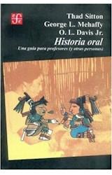 Papel HISTORIA ORAL