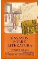 Papel ENSAYOS SOBRE LITERATURA (BREVIARIOS 515)