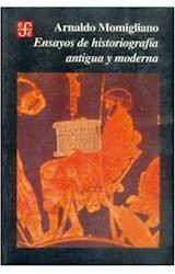 Papel ENSAYOS DE HISTORIOGRAFIA ANT. Y MOD.