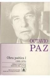 Papel OBRAS COMPLETAS XI OBRA POETICA I 1935-1970 [OCTAVIO PAZ] (CARTONE)