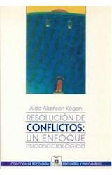 Papel RESOLUCION DE CONFLICTOS: UN ENFOQUE PSICOSOCIOLOGICO
