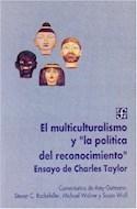 Papel MULTICULTURALISMO Y LA POLITICA DEL RECONOCIMIENTO (POP  ULAR 496)