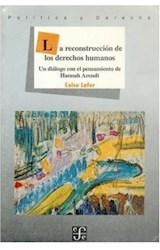 Papel LA RECONSTRUCCION DE LOS DERECHOS HUMANOS
