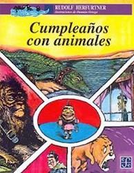 Libro Cumpleaños Con Animales