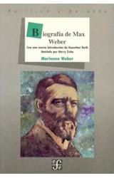 Papel BIOGRAFIA DE MAX WEBER