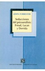 Papel SEDUCCIONES DEL PSICOANALISIS:FREUD, LACAN Y DERRIDA
