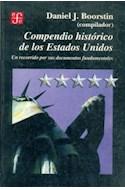 Papel COMPENDIO HISTORICO DE LOS ESTADOS UNIDOS (COLECCION HISTORIA)