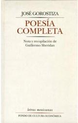 Papel POESIA COMPLETA -GOROSTIZA