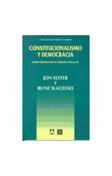 Papel CONSTITUCIONALISMO Y DEMOCRACIA