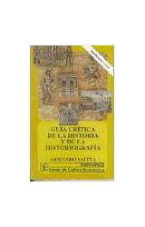 Papel GUIA CRITICA DE LA HISTORIA Y DE LA HISTORIO