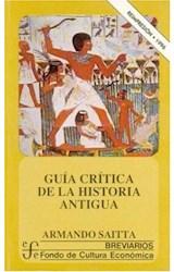 Papel GUIA CRITICA DE LA HISTORIA ANTIGUA