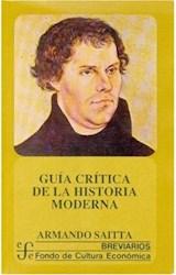 Papel GUIA CRITICA DE LA HISTORIA MODERNA