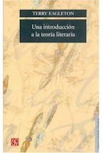 Papel UNA INTRODUCCION A LA TEORIA LITERARIA