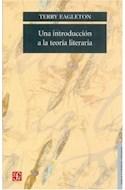 Papel UNA INTRODUCCION A LA TEORIA LITERARIA (COLECCION LENGUA Y ESTUDIOS LITERARIOS)