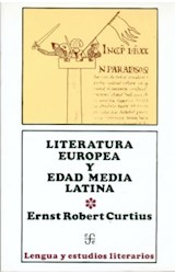Papel LITERATURA EUROPEA Y EDAD MEDIA LATINA  I