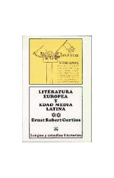 Papel LITERATURA EUROPEA Y EDAD MEDIA LATINA II