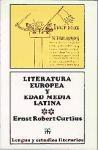 Papel Literatura Europea Y Edad Media Latina Ii