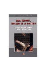 Papel CARL SCHMITT, TEOLOGO DE LA POLITICA