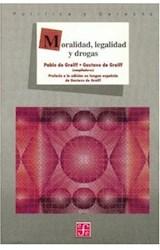 Papel MORALIDAD, LEGALIAD Y DROGAS