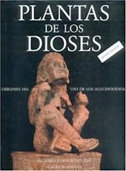 Libro Plantas De Los Dioses
