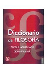 Papel DICCIONARIO DE FILOSOFIA