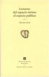 Libro Lecturas  Del Espacio Intimo Al Espacio Publico