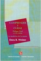 Papel COMPRENDER Y CURAR PHILIPPE PINEL 1745-1826