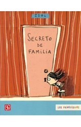Papel SECRETO DE FAMILIA (COLECCION LOS PRIMERISIMOS)