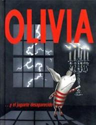 Libro Olivia Y El Juguete Desaparecido