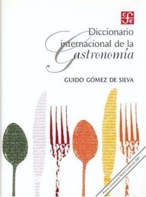 Papel Diccionario Internacional De La Gastronomia