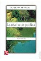 Papel REVOLUCION PERDIDA, LA MEMORIAS 3