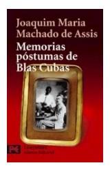 Papel MEMORIAS POSTUMAS DE BLAS CUBAS