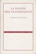 Papel REGION MAS TRANSPARENTE (COLECCION 70 AÑOS)