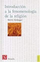Papel INTRODUCCION A LA FENOMENOLOGIA DE LA RELIGION