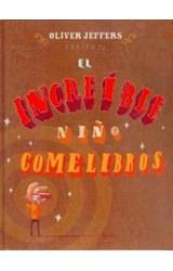 Papel EL INCREIBLE NIÑO COMELIBROS