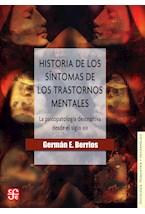 Papel HISTORIA DE LOS SINTOMAS DE LOS TRASTORNOS MENTALES