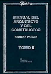 Papel Manual Del Arquitecto Y Del Construcutor 2T