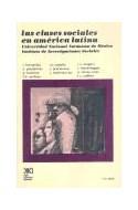 Papel CLASES SOCIALES EN AMERICA LATINA