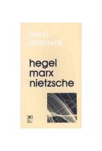 E-book Hegel, Marx, Nietzsche