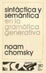 Papel Sintactica Y Semantica En La Gramatica Gener