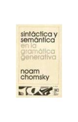 Papel SINTACTICA Y SEMANTICA EN LA GRAMAT.GENERAT.