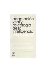 Papel ADAPTACION VITAL Y PSICOLOGIA DE LA INTELIGENCIA