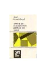 Papel CRITICA DE LA ECONOMIA POLITICA DEL SIGNO