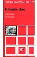 Papel IMPERIO CHINO (HISTORIA UNIVERSAL SIGLO XXI TOMO 19)